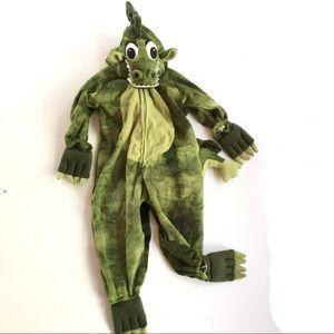 TCP Green Dragon Toddler Costume Halloween Zipper
